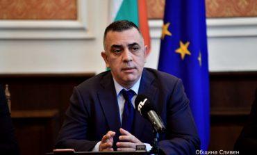 Стефан Радев поздравява жителите на общината за Великден