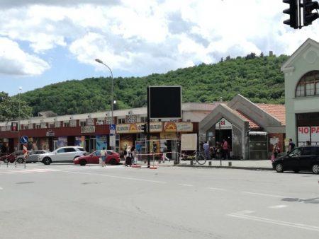 Мъж от Градец вилня в заведение на сливенския пазар