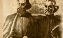 Църквата почита паметта на светите братя Кирил и Методий