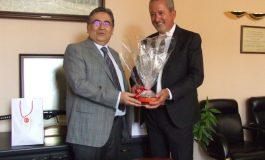Областният управител посрещна турския посланик