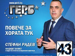Стефан Радев ще представи пред японска делегация възможностите за инвестиции в Сливен и общината