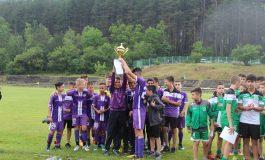Детски футболен турнир в Котел