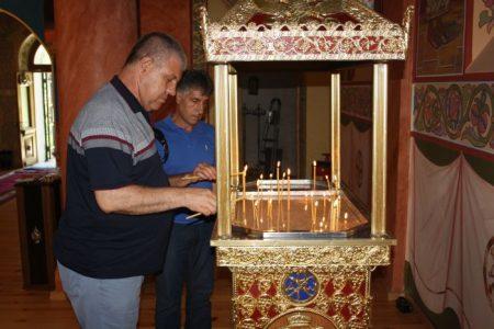 Общински съветници от ПП ГЕРБ- Сливен присъстваха на храмовия празник на село Крушаре