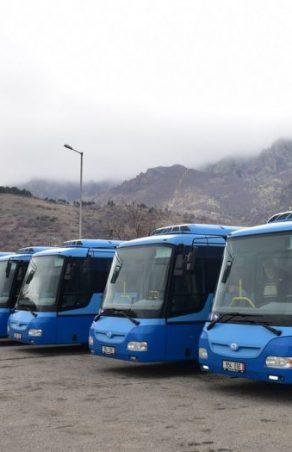 Пускат извънредно автобуси до гробищата на Задушница