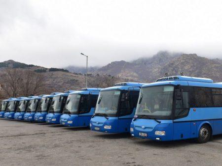 Важни промени за пътниците и билетите в сливенските автобуси