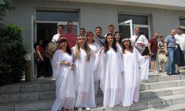 Бившите сливенски танкисти станаха танцьори и самодиви