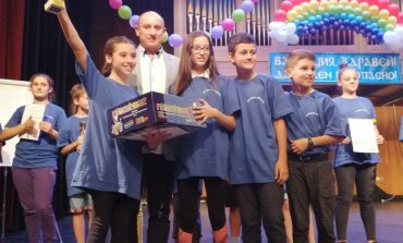 """Отборът на ПМГ """"Добри Чинтулов"""" е победител в полицейските игри"""