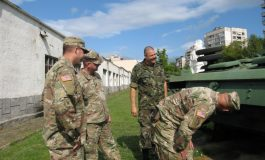 Американски военни проведоха обучение в сливенско поделение