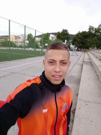 Сливенско момче с 2 гола на световно първенство по футбол
