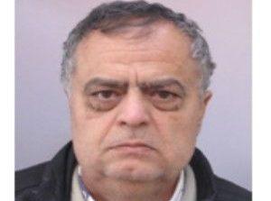 РУ-Сливен издирва 60-годишния Красимир Петров