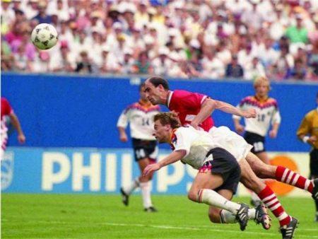 """25 години от """"златната глава"""" на Лечков и победата над Германия"""