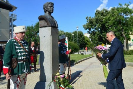 Сливен ще отбележи утре годишнината от смъртта на Левски