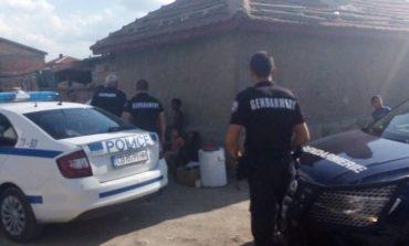 Спецоперация на полицията и жандармерията в Новозагорско