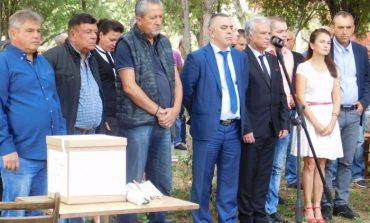 Стефан Радев в Бинкос: Работим за по-добра инфраструктура в селата