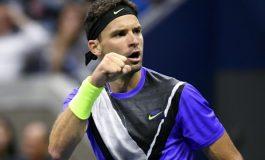 Григор е на полуфинал на US OPEN след победа над Федерер