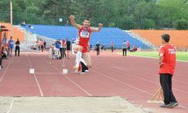Сливенски атлети с медали от Балканиада