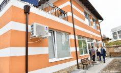 Армията на САЩ построи защитено жилище в Сливен