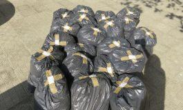 Иззеха 200 килограма нелегален тютюн при полицейска акция