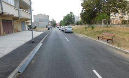 """Направиха чисто нова 225-метрова улица в """"Сини камъни"""""""