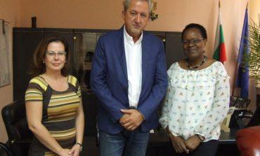Представителят на УНИЦЕФ в България посочи Сливен като пример за партньорство и успешни практики