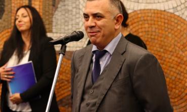 Стефан Радев бе поканен да стане член на престижна асоциация