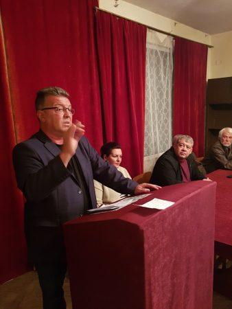 Предизборна среща на БАСТА в Стара река