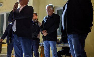Антоний Андонов, Стефан Пасков и кандидатите на БАСТА се срещнаха с избиратели от Тополчане