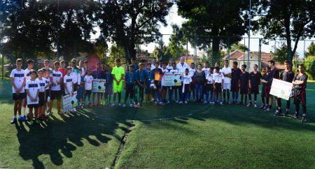Училището в Камен спечели Есенния футболен турнир