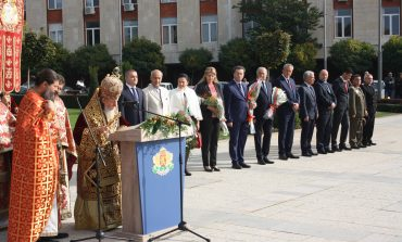 Сливен чества своя празник Димитровден