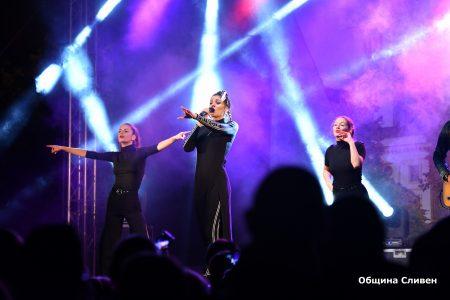 Михаела Филева пя за гражданите и гостите на Сливен