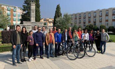 Над 100 души се включиха в градския велотур, организиран от ГЕРБ-Сливен