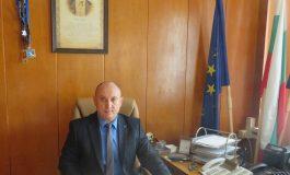 Поздравителен адрес от старши комисар Димитър Величков