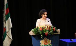 Министър Танева: Благодаря на ръководството на общината и съветниците!