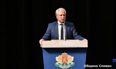 Коледен поздрав от председателя на Общински съвет-Сливен Димитър Митев