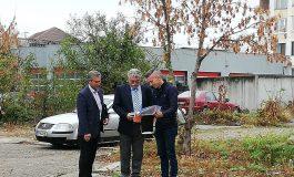 Общината прави нова улица на мястото на незаконни гаражи