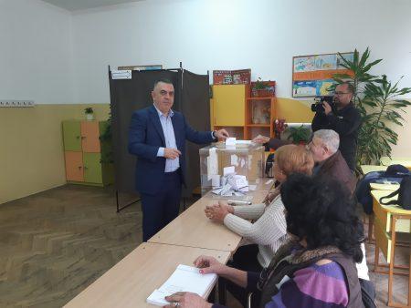 Стефан Радев: Гласувах да продължи положителната промяна в Сливен
