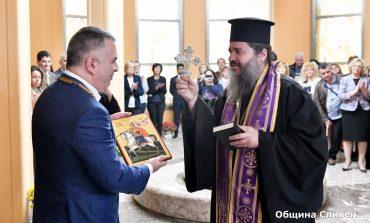 Стефан Радев започна втория си мандат в общината
