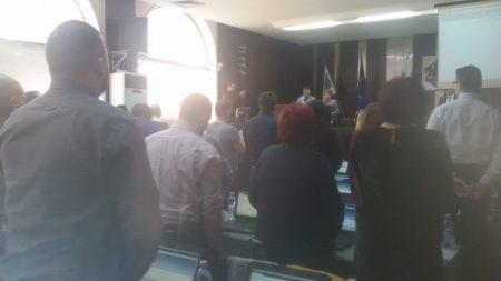 Веселина Тонева се закле като съветник и стана заместник-председател