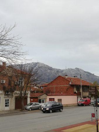 Зимната обстановката в Сливенско е спокойна