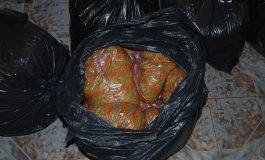 Иззеха 23 килограма тютюн при акция в циганската махала