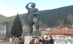 Сливен почете 102 години от смъртта на Панайот Хитов