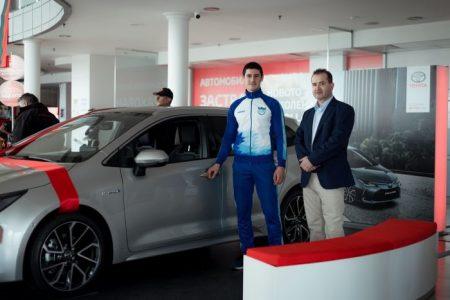 Олимпийската ни надежда Иван Банчев спечели Купа LEXUS по стрелба с лък в Сливен