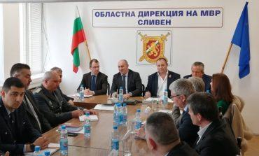 Висока оценка за ОДМВР-Сливен и 60% разкриваемост на престъпленията