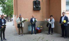 ГЕРБ–Сливен почете паметта и делото на Христо Ботев и загиналите за свободата на България