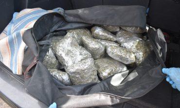 Двама задържани и 6 кг иззет канабис при акция на сливенската полиция