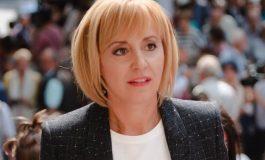 Мая Манолова идва в сряда в Сливен