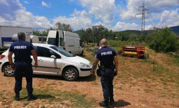 Трима задържани при операция на полиция, жандармерия и прокуратура във вилна зона край Сливен