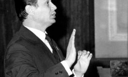 Почина Методий Григоров