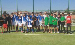 Детски футболен турнир в Кортен