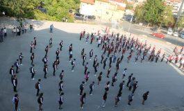 """Председателят на Общинския съвет Димитър Митев приветства учениците в ППМГ """"Добри Чинтулов"""""""